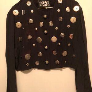 Black shirt long sleeve